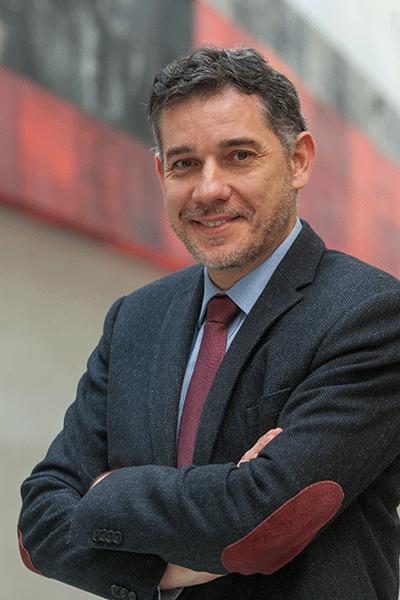 Ramón Salaverría, experto en el ciberperiodismo y en los medios digitales
