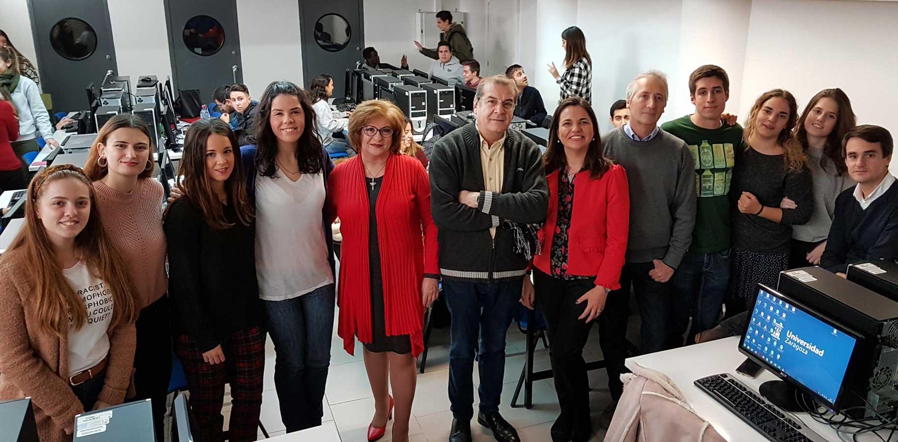 El equipo de Entremedios, noviembre 2018