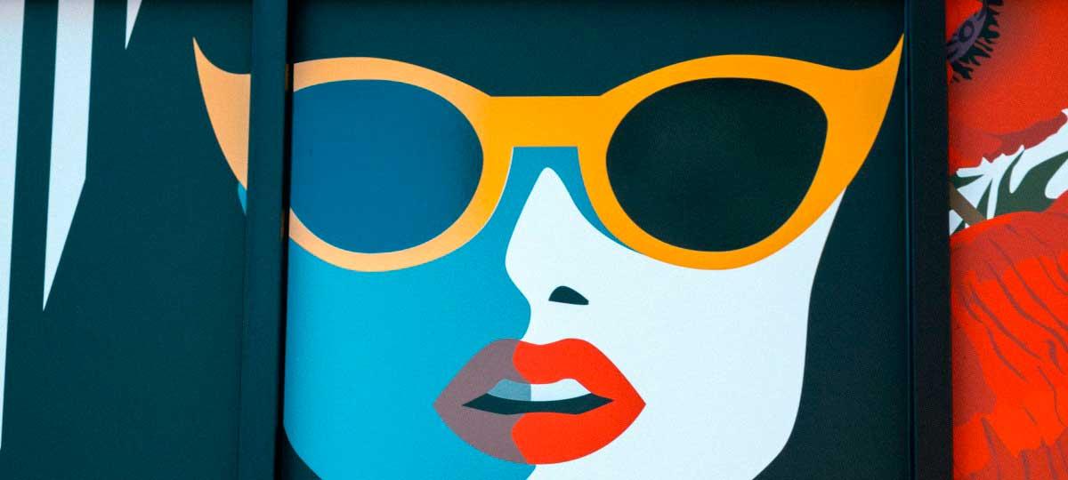 La mirada, el arte y la publicidad