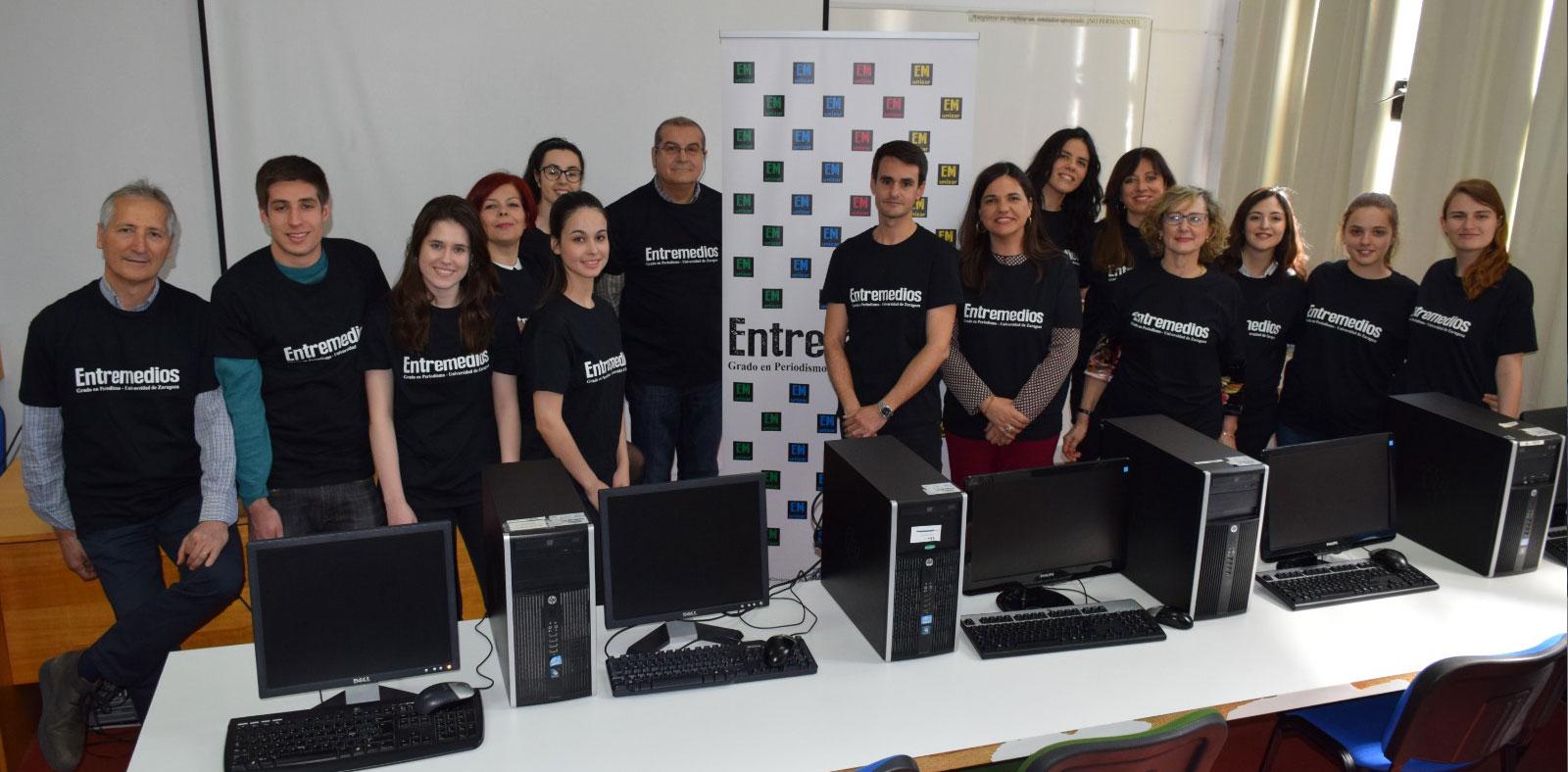 Equipo Entremedios 2019